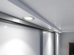 LED Lighting for bedroom furniture