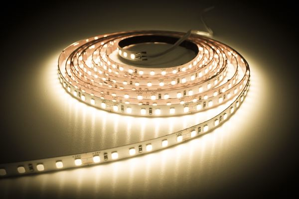 5m Reel 24V Flexible LED Strip Warm White