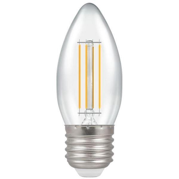 E27 Candle Filament LED Lamp Dimmable